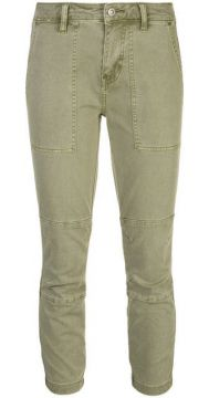 Lace-up Skinny Trousers - Current/elliott