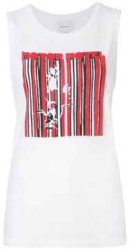 Blusa The Easy Muscle - Current/elliott