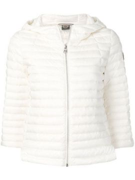 Hooded Padded Jacket - Colmar