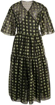 Patricia Wrap Dress - Cecilie Bahnsen