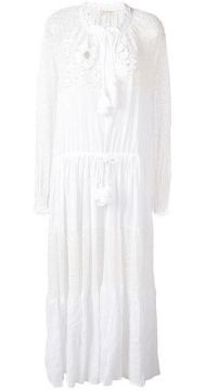 Narciso Long Tunic Dress - Anjuna