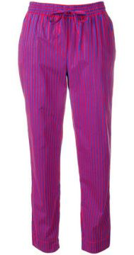 Camillo Striped Tapered Trousers - P.a.r.o.s.h.