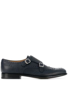 Double Buckled Brogues - Churchs