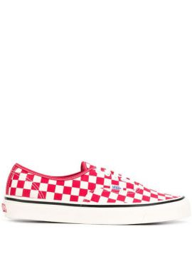 ac089289403ae Checked Authentic 44 Dx Sneakers - Vans