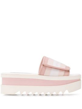 Sneak-elyse Slides - Stella Mccartney