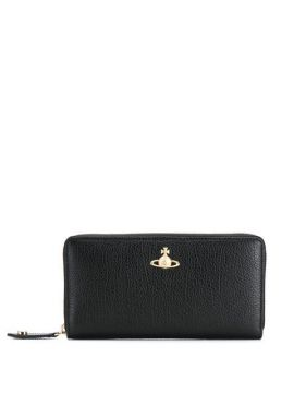Zip Around Logo Wallet - Vivienne Westwood