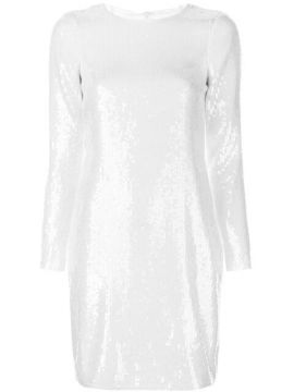 Sequin Embellished Dress - Amsale