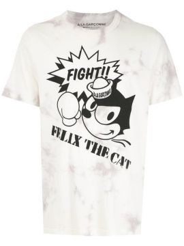 Camiseta fight à La Garçonne + Hering