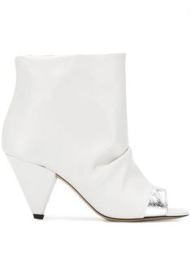 Peep-toe Boots - Marc Ellis