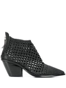 Woven Boots - Agl
