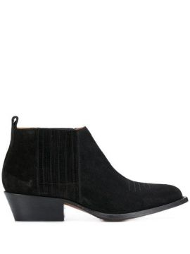 Slip-on Ankle Boots - Buttero
