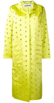 Buttoned Star Coat - Caban Romantic