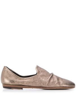 Ruched Slippers - Pantanetti