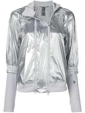 Cropped Sleeves Jacket - Adidas By Stella Mccartney