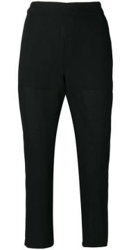 Tailored Cropped Trousers - Ann Demeulemeester