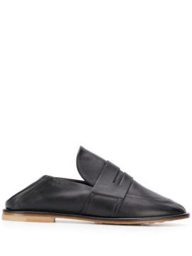 Round Toe Loafers - Agl