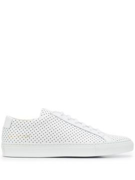 Tênis Achilles Premium Low Perfurado - Common Projects