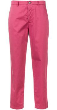 Chicca Cropped Trousers - Berwich