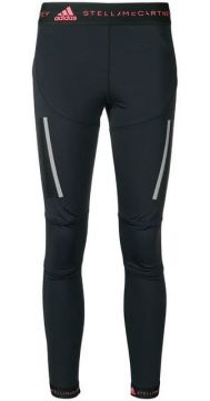Perforated Track Pants - Adidas By Stella Mccartney