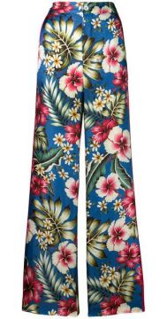 Floral Trousers - F.r.s For Restless Sleepers
