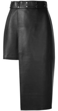 Asymmetric Pencil Skirt - Boyarovskaya
