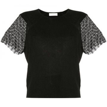 Embroidered Blouse - Ballsey