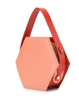 Hexagonal Tote Bag - Ballen Pellettiere