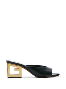 Peep Toe Sandals - Givenchy