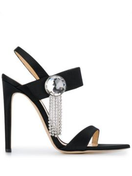 Embellished Sandals - Chloe Gosselin