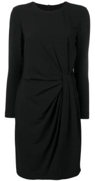 Draped-front Dress - Boutique Moschino