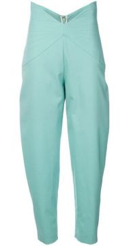 High-waist Tailored Trousers - Attico