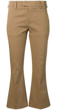 Classic Cropped Trousers - Dondup