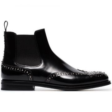 Ketsby Studded Chelsea Boots - Churchs