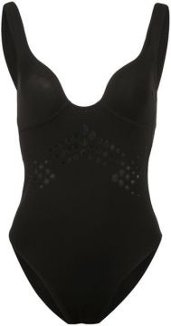 Racy V-neck Swimsuit - Cynthia Rowley