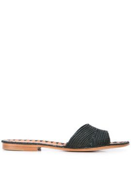 Fati Woven Sandals - Carrie Forbes