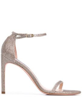 Nudist Song Sandals - Stuart Weitzman