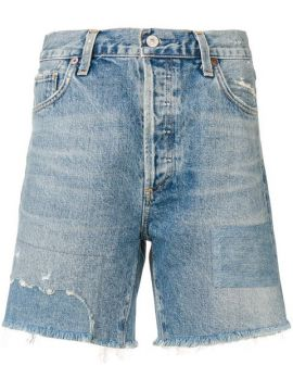 Distressed Denim Short - Citizens Of Humanity