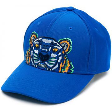 Embroidered Tiger Baseball Cap - Kenzo