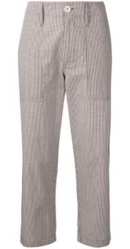 Camille Cropped Trousers - Jejia