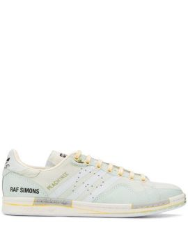 Peach Stan Smith Sneakers - Adidas By Raf Simons