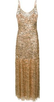 Sequinned Cocktail Dress - Aniye By