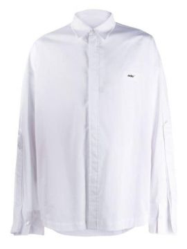 Contrast Panel Shirt - Ader Error