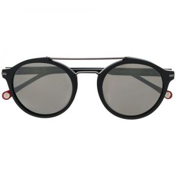 Round Sunglasses - Ch Carolina Herrera