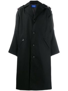 Oversized Trench Coat - Ader Error