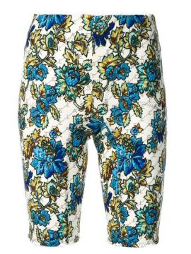 Floral Cycling Short - Stella Mccartney