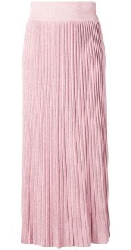 Pleated Long Skirt - Altea