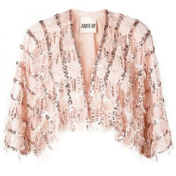 Embellished Bolero Jacket - Aniye By