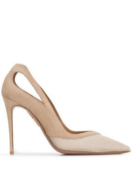 Shiva Panelled Pumps - Aquazzura