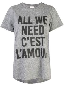 Camiseta All You Need Is Love - Cinq A Sept