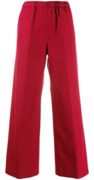 Wide Leg Trousers - Aspesi